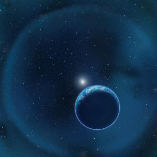 Умирающие звезды помогут найти внеземную жизнь