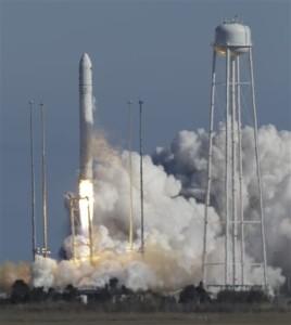 Ракета «Антарес» успешно прошла испытания