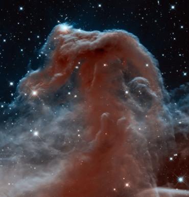 Туманность Конская Голова от телескопа Хаббл