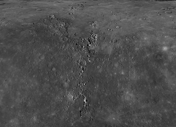 Карта Меркурия обзавелась 3D-функцией