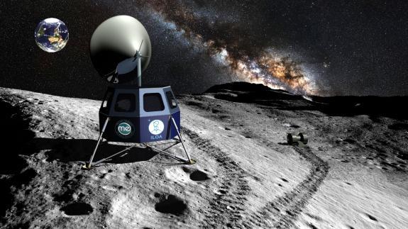 Объявлена миссия на Южный полюс Луны