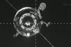 Прогресс М-20М успешно пристыковался к МКС
