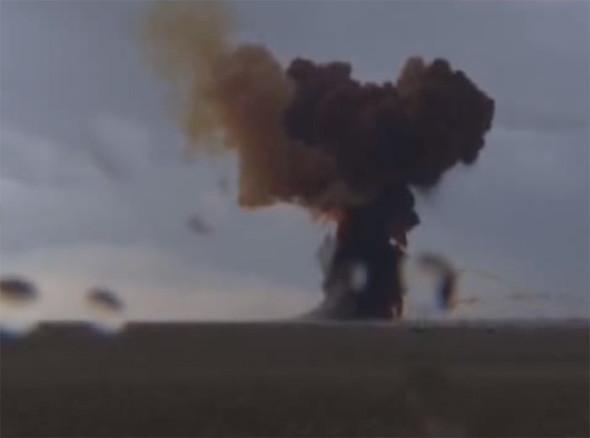 Ракета «Протон-М» взорвалась после старта