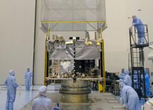 MAVEN проходит подготовку к запуску на Марс