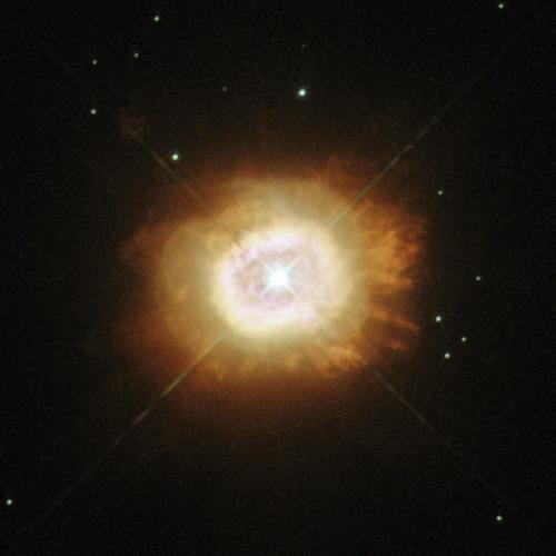 Водородная звезда Кемпбелла