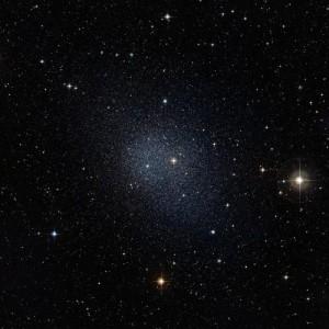 Карликовые галактики, темная материя
