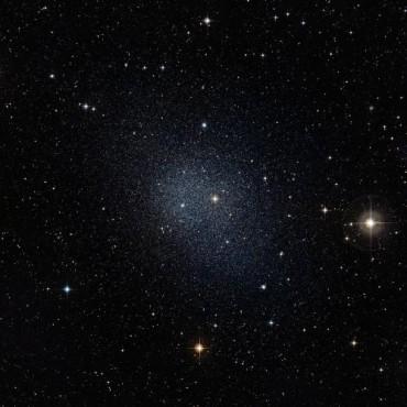 Ученые решили загадку распределения темной материи в галактиках