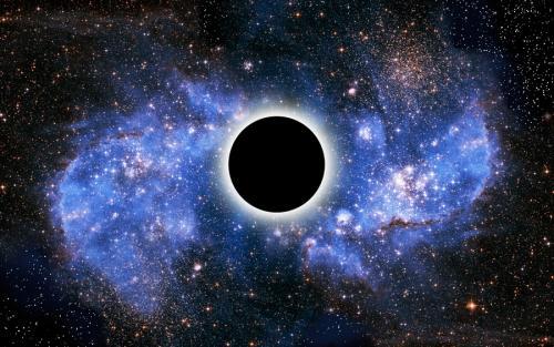 Ученые представили теорию происхождения Вселенной из черной дыры