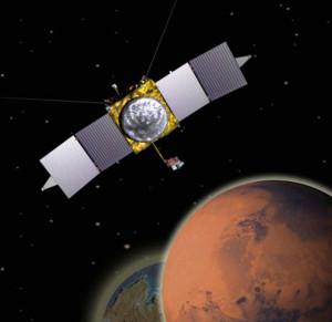 Maven отправился к Марсу