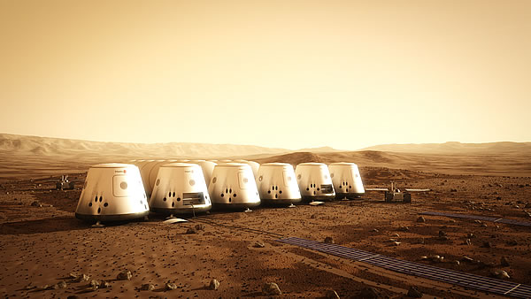 Более 200 тысяч добровольцев хотят стать участниками экспедиции на Марс
