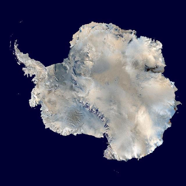 Самая низкая температура на Земле зафиксирована в Антарктиде