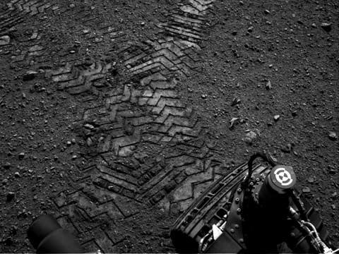 Марсоход Curiosity получил третье по счету обновление ПО
