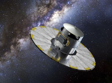 Гайя составит трехмерную карту нашей Галактики