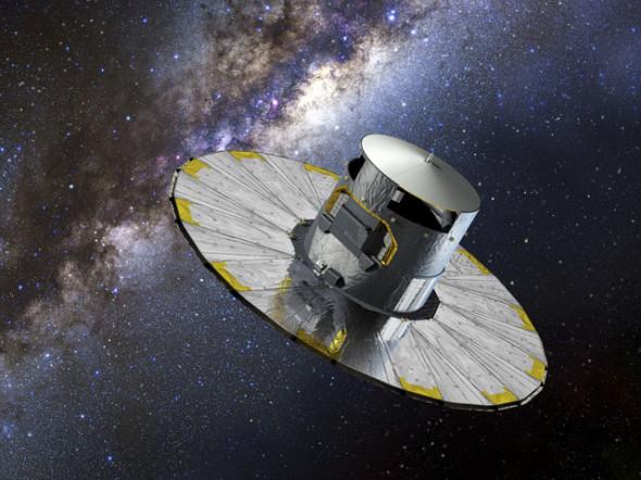 Телескоп Гайя (Gaia)