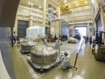 Все зеркала для телескопа Джеймса Вебба доставлены в НАСА