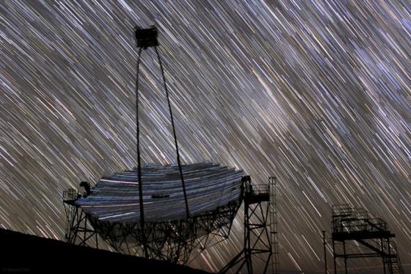 Телескоп MAGIC