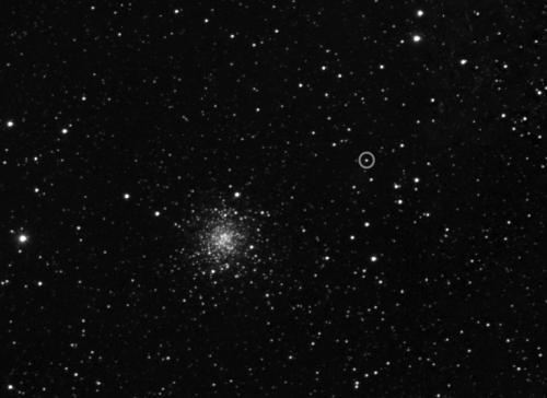 Корабль Rosetta установил визуальный контакт с кометой 67P/Чурюмова—Герасименко