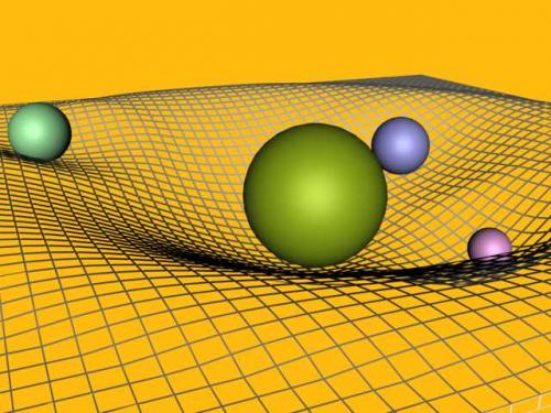 пространство-время Эйнштейна