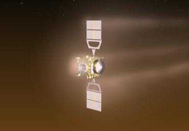 Миссия Venus Express близится к завершению