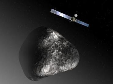ESA назвало дату посадки на комету Чурюмова-Герасименко