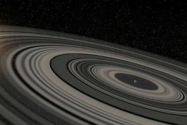 Астрономы обнаружили у экзопланеты систему колец