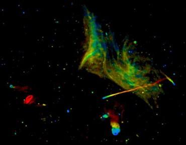 Астрономы увидели то, что было скрыто от глаз