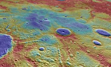 MESSENGER раскрыл секреты магнитного поля Меркурия