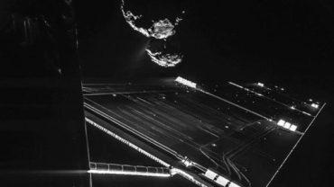 Миссия Rosetta завершилась