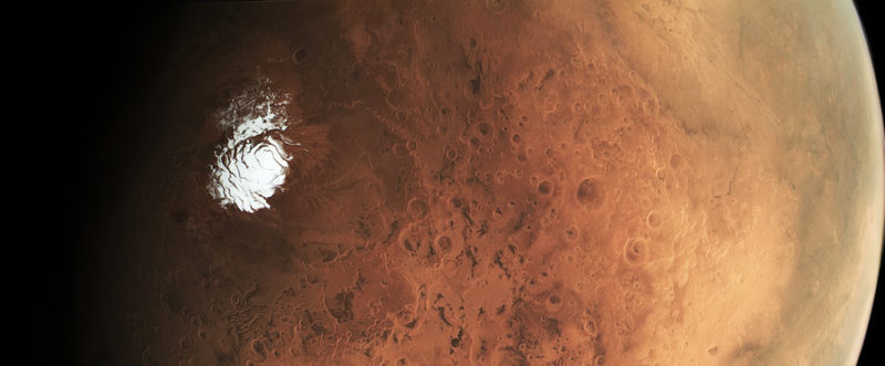 Загадка метана на Марсе