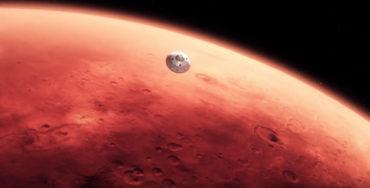 НАСА готовится к рискованной посадке ровера Curiosity на Марсе