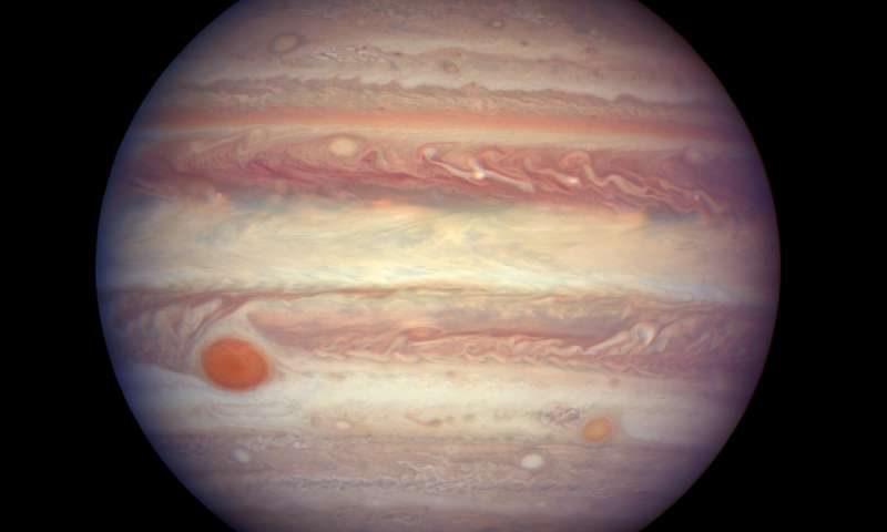 Юпитер в оппозиции
