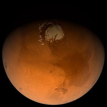 Почему Марс маленький, бесплодный и непригодный для жизни