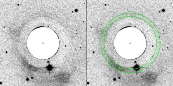 IC 5148 в созвездии Журавль